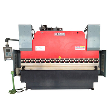 WE67K CNC Bending Machine